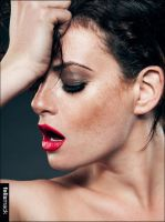Red lips by felixmack