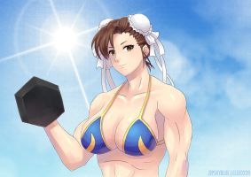 ChunLi by elee0228