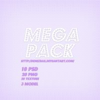 Mega Pack by DenizBas