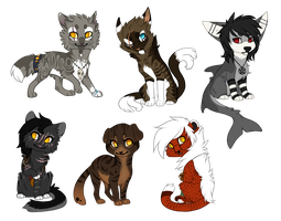Point Chibis by jealousapples