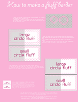 .: Scalloped Border Tut :. by moofestgirl