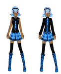 Whistleside Academy Uniform 1 by mzjade210