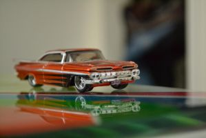 chevrolet impala 1959 by theo46