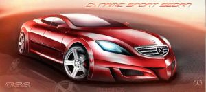 Mercedes DSS by fubiladesign