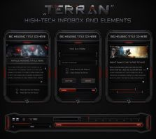 Terran High-Tech Information Box by VengeanceMK1