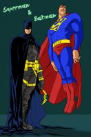 batman_superman by richy28