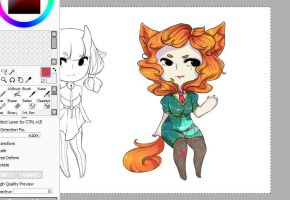 WIP - adopt collab with mint-muffin by ms-villeroy