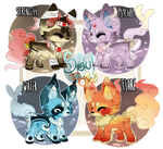 (Closed) PokeTypes SoulFox Auction! by SetSaiI
