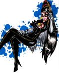 Bayonetta 051711 by raccoon-eyes