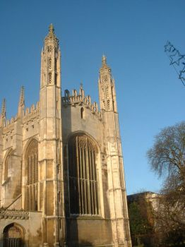 King's College, Cambridge 4 by Panselinos