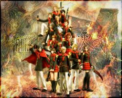 Wallpaper: Type-0 by Nawamane