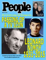 People Tribute to Leonard Nimoy that SHOULD BE! by Therese-B