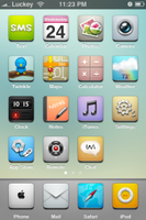 Iphone icons tenuis by DiscoTK