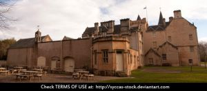 Brodie Castle 3 by syccas-stock