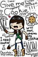 COOKIE by AdventureTime1Fan