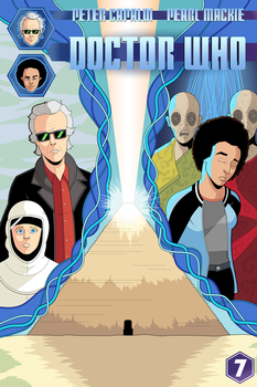 Doctor Who #7 - Pyramid at the End of the World  by OwenOak95