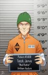 Jervis Tetch locked up by phil-cho