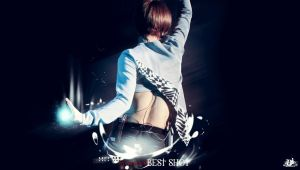 TaeMin- Hit me with your best shot by BiLyBao