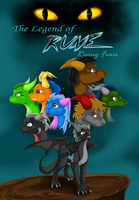The Legend of Rune - Poster Art by The-River-Styxx
