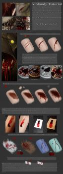 A Bloody Tutorial by Sythgara