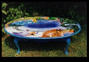 Dance of the Seasons Table by ReincarnationsPF