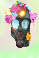 Gas Mask by fannychichou