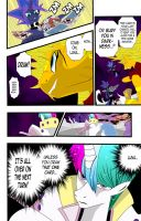 Lu-na-oh!: Princess of Games - Battle Canterlot Tn by GatesMcCloud