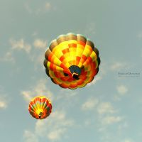 HotAir Balloon.2 by EmilieDurand