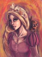 the princess lives on by pandatails