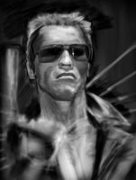 Terminator speed paint by Tripintrapsnap
