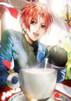 Coffee with Itlay by mokomar