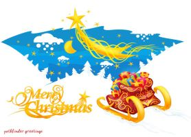 Merry Christmas by antonist