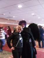 Edward and Dark cosplay NDK by peppermix14