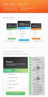 Pricing Tables + Free Stuff by Magableh