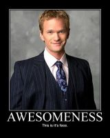 Barney Stinson by SailorVita