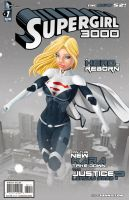 Supergirl 3000 by Spacecowboytv