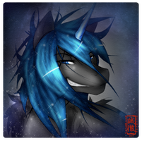 Dark side of Cypher :Gift: by Slightly-Stratus