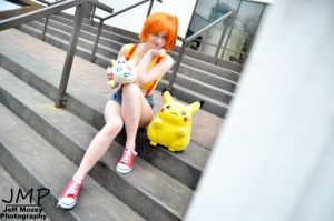 Misty Cosplay 2 by HaleyHelloKitty