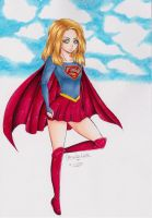 SuperGirl by naokodark