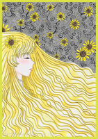 Color Challenge - Yellow by CielCiella