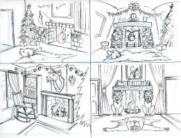 Draw a Room 2 by Diana-Huang