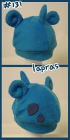 Lapras hat by Hazuza
