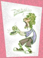 Zombie's fan by SaPov