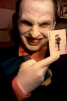 Joker Cell Phone Pic 2 by Jasong72483