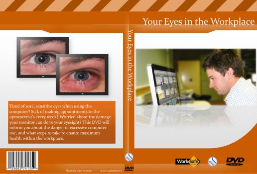 Your Eyes in the Workplace - VET DVD Assignment by CyanYD