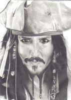 Captain Jack Fin by naiya1982