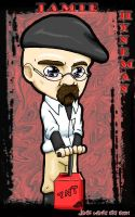 Hyneman. James Hyneman by analoren