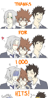 KHR: 1000 hits by Itabia