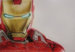 Iron Man - Avengers Assemble by im-sorry-thx-all-bye