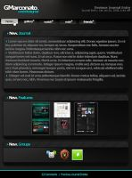 Gmarconato CSS-Journal v1.0 by webgraphix